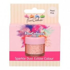 FunCakes Edible FunColours Sparkle Dust Pearl Pink