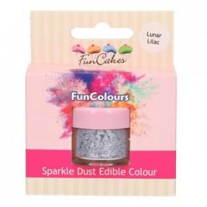FunCakes Edible FunColours Sparkle Dust Lunar Lilac
