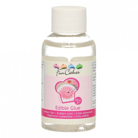 Colle alimentaire FunCakes 50 g