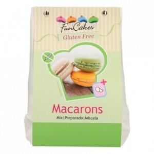 Préparation pour macarons FunCakes sans gluten 300 g