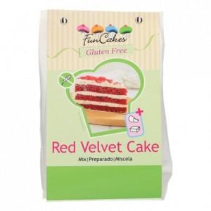 Préparation pour Red Velvet FunCakes sans gluten 400 g