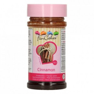 Pâte d'aromatisation FunCakes cannelle 100 g