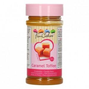 Pâte d'aromatisation FunCakes caramel toffee 100 g