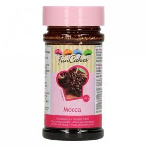 Pâte d'aromatisation FunCakes moka 100 g