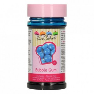 Pâte d'aromatisation FunCakes bubblegum 120 g