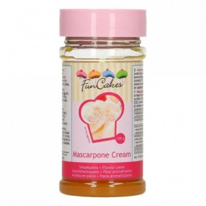 FunCakes Flavour Paste Mascarpone Cream 100g