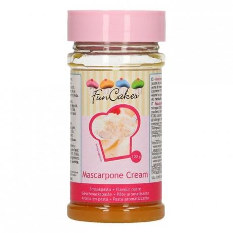 FunCakes Flavour Paste Mascarpone Cream 100g