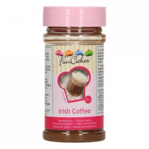 FunCakes Flavour Paste Irish Coffee 100g