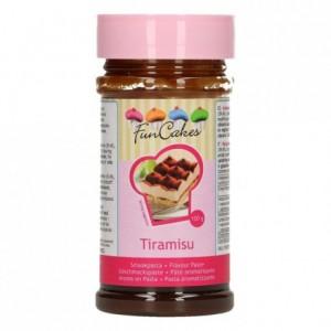 FunCakes Flavour Paste Tiramisu 100g