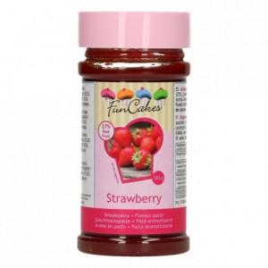 Pâte d'aromatisation FunCakes fraise 120 g