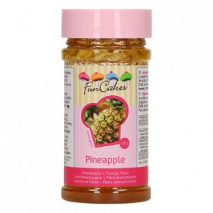 FunCakes Flavour Paste Pineapple 120g