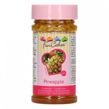 Pâte d'aromatisation FunCakes ananas 120 g