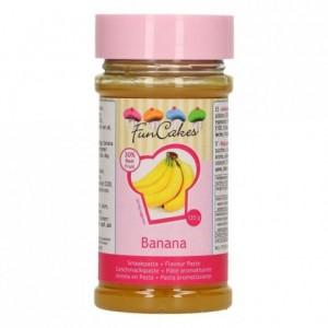 Pâte d'aromatisation FunCakes banane 120 g