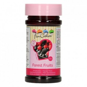 FunCakes Flavour Paste Forest Fruits 120g