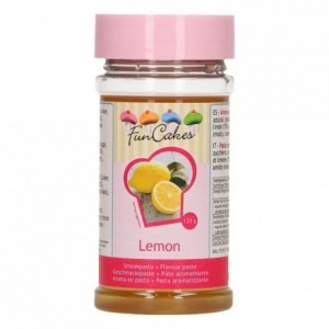 Pâte d'aromatisation FunCakes citron 120 g