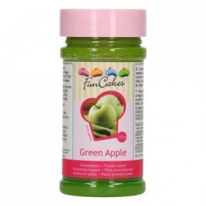 Pâte d'aromatisation FunCakes pomme verte 120 g