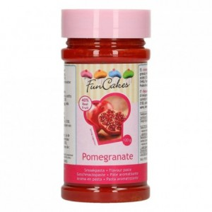 FunCakes Flavour Paste Pomegranate 120g