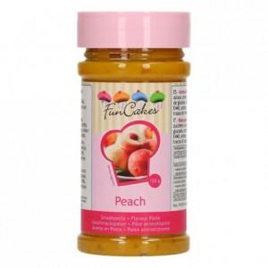 FunCakes Flavour Paste Peach 120g
