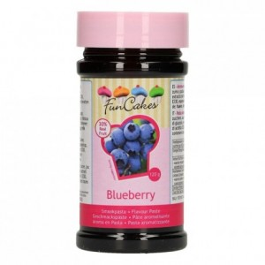 FunCakes Flavour Paste Blueberry 120g