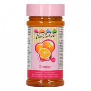 Pâte d'aromatisation FunCakes orange 120 g