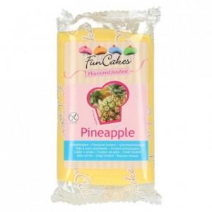 FunCakes Flavoured Fondant Pineapple 250g