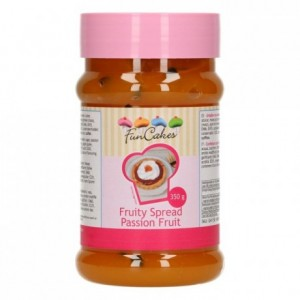 Fruity Spread FunCakes fruit de la passion 350 g