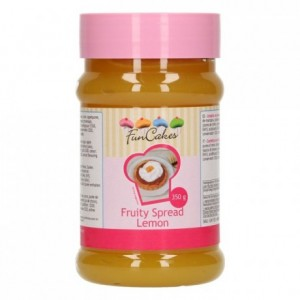 FunCakes Fruity Spread Lemon 350g