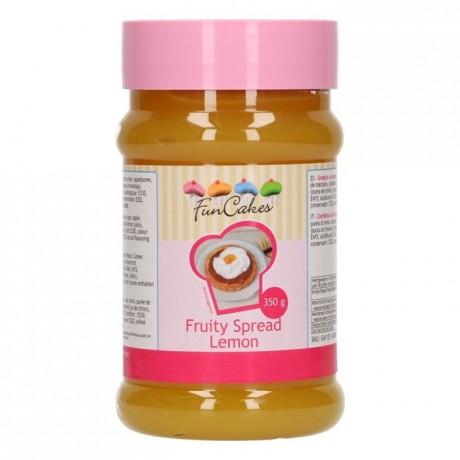 Fruity Spread FunCakes citron 350 g