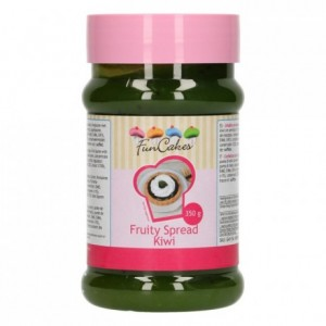 FunCakes Fruity Spread Kiwi 350g