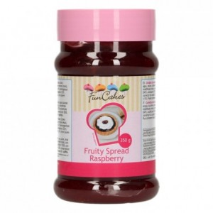 FunCakes Fruity Spread Raspberry 350g