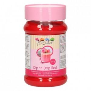 Dip 'n Drip FunCakes rouge 375 g