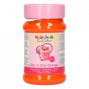 Dip 'n Drip FunCakes orange 375 g