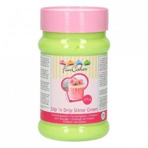 Dip 'n Drip FunCakes vert Slime 375 g