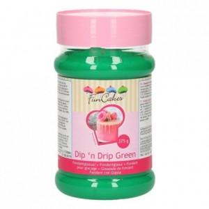 Dip 'n Drip FunCakes vert 375 g