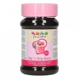 Dip 'n Drip FunCakes noir 375 g