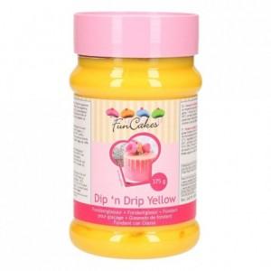 Dip 'n Drip FunCakes jaune 375 g