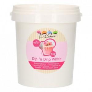 Dip 'n Drip FunCakes blanc 1 kg