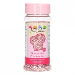 Nonpareilles FunCakes Princess Mix 80 g