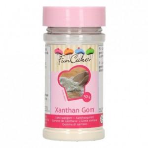 Gomme xanthane FunCakes 50 g