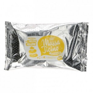 Massa Ticino Sugarpaste Mellow Yellow 250g