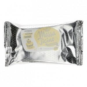 Pâte à sucre tropicale Massa Ticino ivoire vintage 250 g