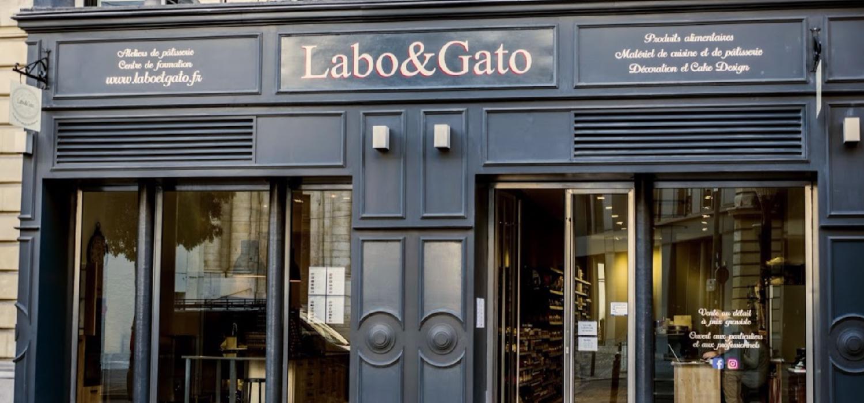Boutique labo&gato à Marseille, vente en ligne de matériel professionnel pour la pâtisserie