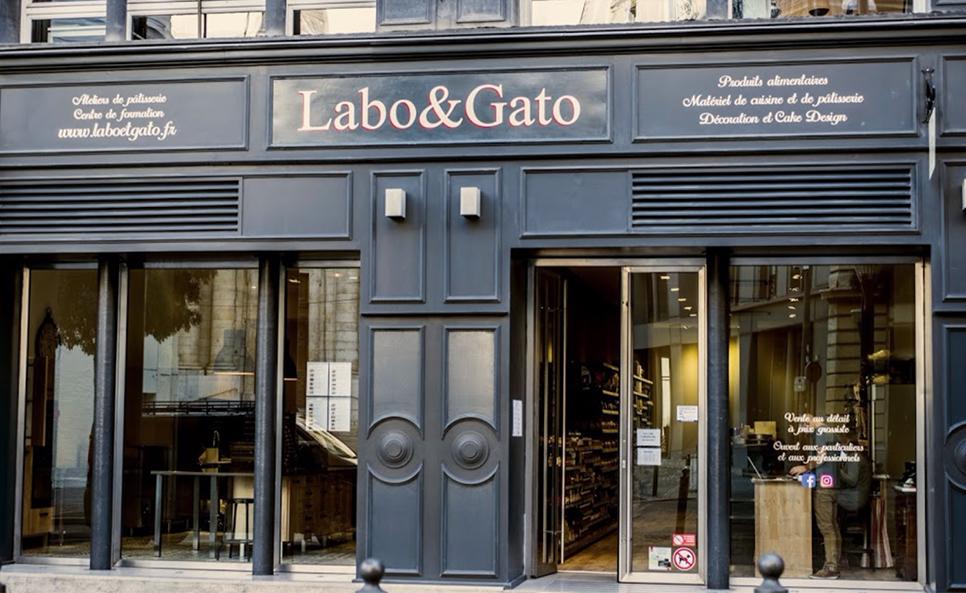 labo&gato bordeaux : produits et atelier de pâtisserie à marseille