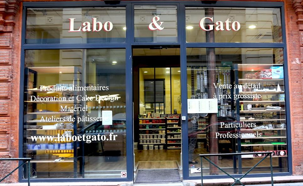 labo&gato bordeaux : produits et atelier de pâtisserie à toulouse