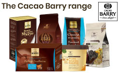 cacao barry range