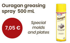 Ouragan greasing spray, Ancel
